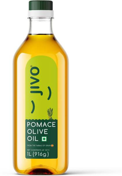 JIVO Pomace Olive Oil Plastic Bottle