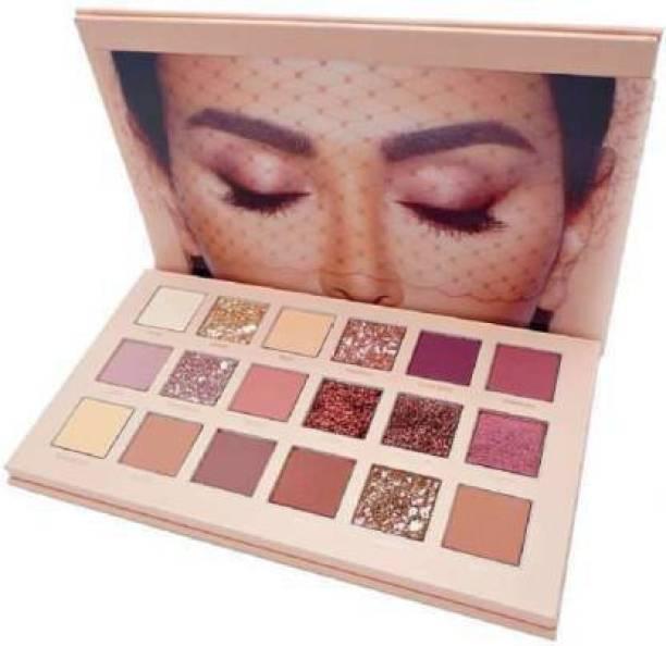 Sah&Shi Multicolor 18 Colours EDITION Eyeshadow Palette 18 g 18 g