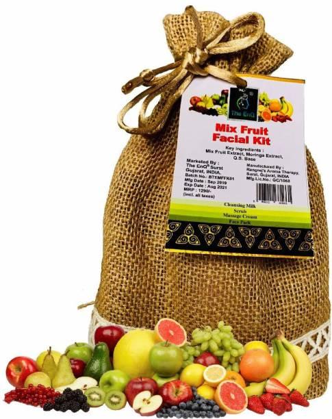 THE ENQ Mixed Fruit Facial Kit