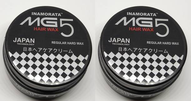 INAMORATA MG5 hair wax hair styling cream strong hair treatment gel set of two Hair Wax