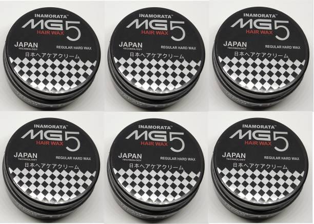 MG5 INAMORATA Japan Hair Wax Gel 400g Wax for all Type Face (400 g) Hair Gel