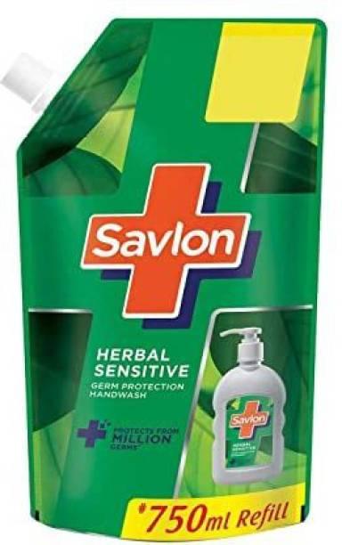 Savlon herbal sensetive Hand Wash Refill Pouch