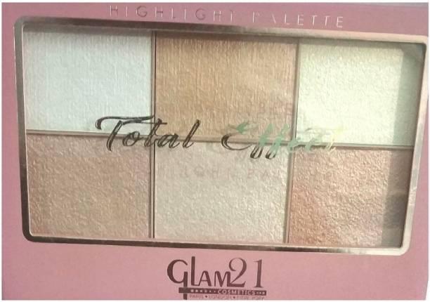 Glam 21 Infallible Total Effect Highlight Palette -02 Highlighter