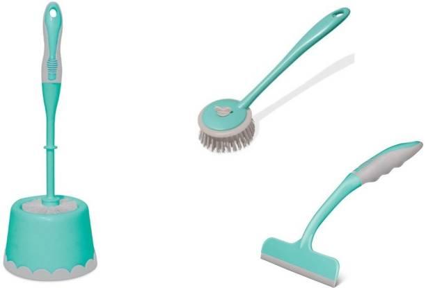 Spotzero Cleaning Combo Cleaning Wipe, Toilet Brush
