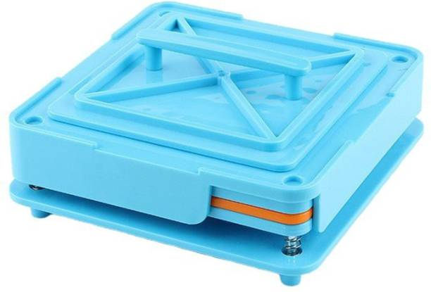 PATCO 100 Holes - Manual Empty Capsule Filling Machine/Powder Filler Board   Capsule Filling Tray (Size 2 Capsules - 370 mg Powder Filling) Reusable Medical Tray