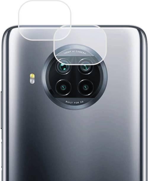 DESIBUZZ Back Camera Lens Glass Protector for Mi 10i 5G