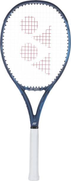 YONEX E ZONE FEEL (255g) Blue Strung Tennis Racquet