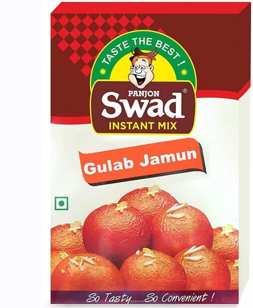 SWAD Gulab Jamun Mix (100% Tasty Gulab Jamuns in 3 Easy Steps | Indian Sweet Mithai | 100% Natural Ingredients) 400 g