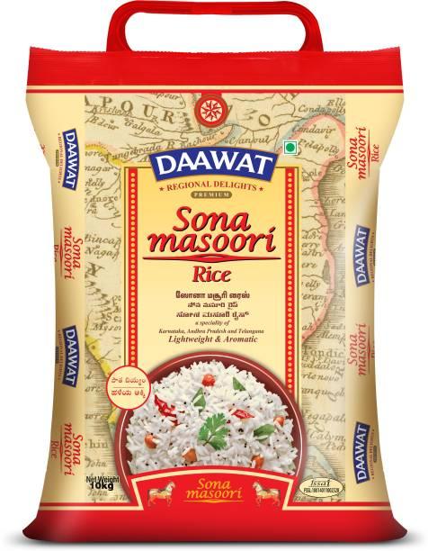 Daawat Premium Sona Masoori Rice