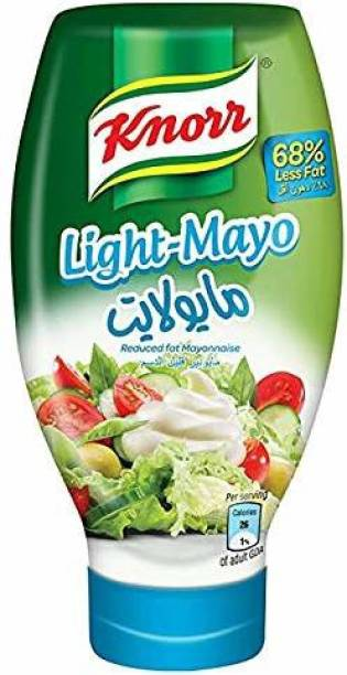 Knorr Light Mayo Reduce Fat Mayonnaise, 532ml Sauce