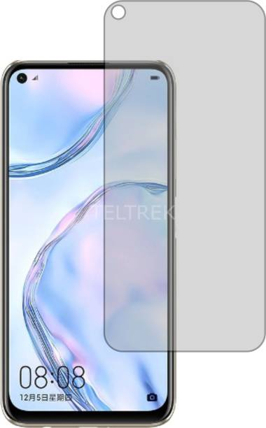 TELTREK Tempered Glass Guard for HUAWEI NOVA 7I (Matte Finish, Flexible)