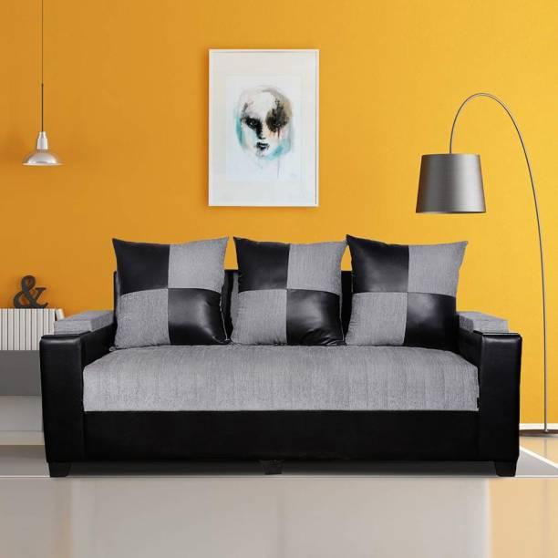 ELTOP Lifestyle Nano Fabric 3 Seater  Sofa