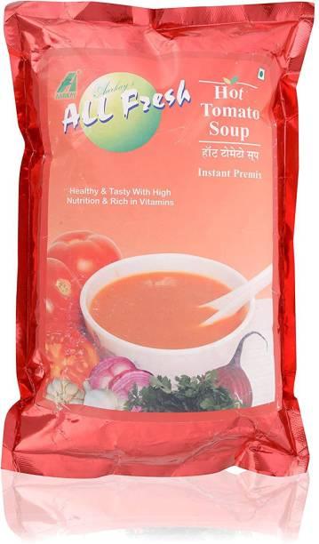 All Fresh Hot Tomato Soup Instant Premix