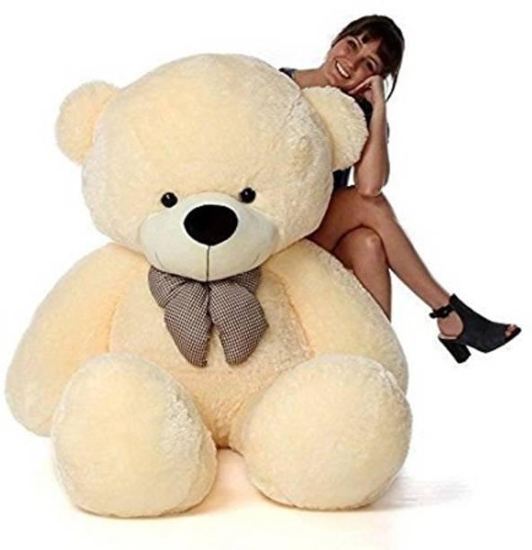 Mrbear Cute Bootsy Creem 90 Cm 3 feet Huggable And Loveable For Someone Special Teddy Bear  - 90 cm