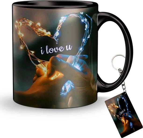 Dreamcart Mug, Keychain Gift Set