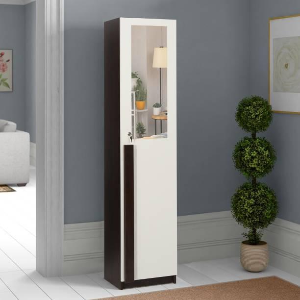 TREVI Regal Deluxe Engineered Wood 1 Door Wardrobe