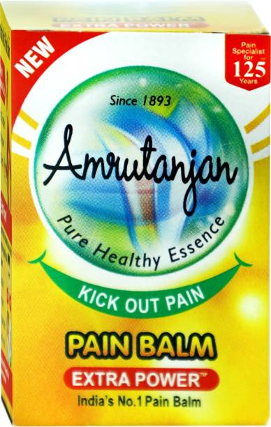 Amrutanjan Extra Power Pain Balm