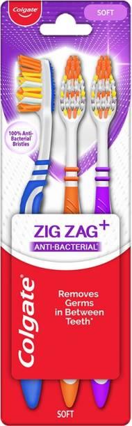 Colgate ZigZag Soft Toothbrush