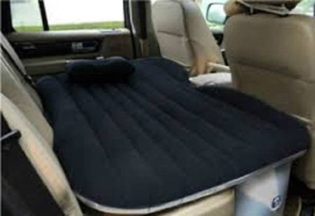 varnirajimportexport VIE001 Car inflatable bed car accessories Large Size Durable Car Back Seat Cover Car Air Mattress Travel Bed Moisture-proof Inflatable Mattress Air Bed for Car Interior Car Inflatable Bed Car Inflatable Bed