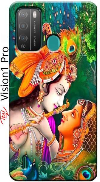 TrenoSio Back Cover for itel Vision 1 Pro