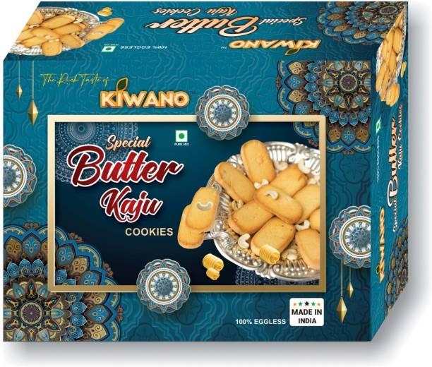 Kiwano Butter Kaju Cookies
