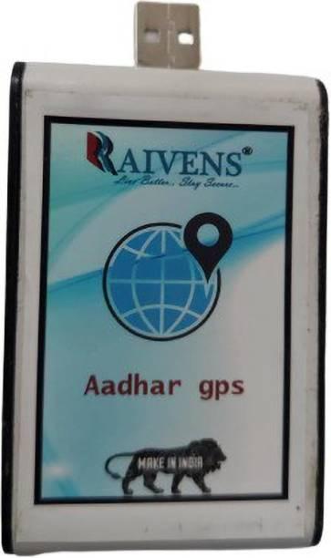 RAIVENS Adhar GPS Tracker for Aadhar Center GPS Device