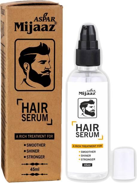 Mijaaz Shine and Style Hair and Beard Serum