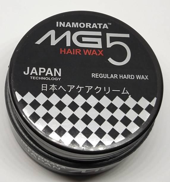INAMORATA MG5 hair wax Super Hold Wax 100 gm Hair Wax (100 g) Hair Wax