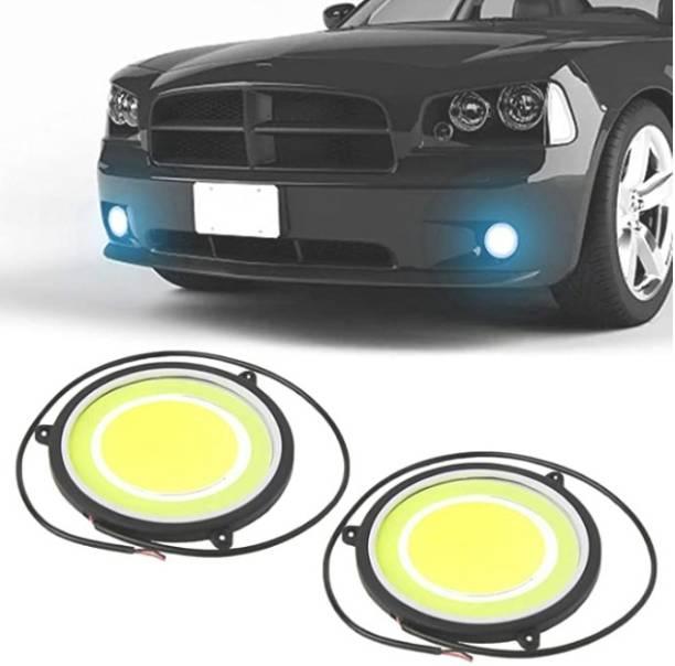 Gunsun LED Headlight for Hyundai, Honda, BMW, Mahindra, Skoda, Universal For Car Fortuner, Swift Dzire, Corolla Altis