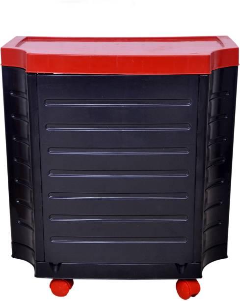 viraj Lotus Trolley for Inverter and Battery