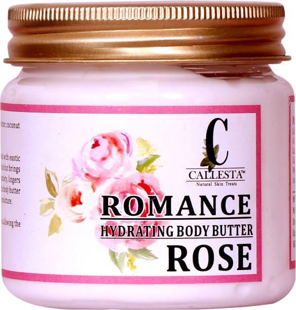 Callesta Romance Hydrating Rose Body Butter
