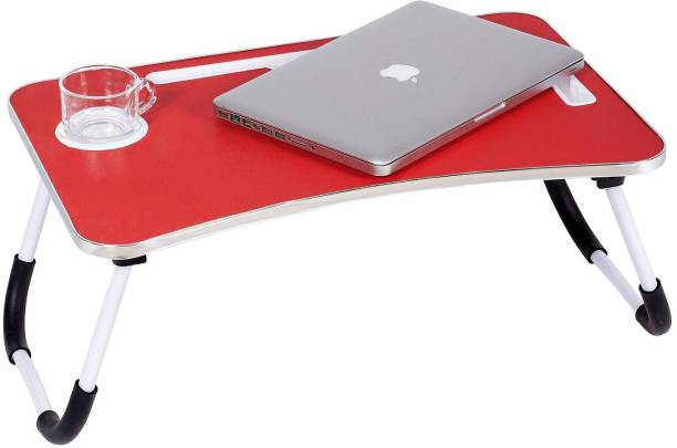 FLIPZON Multi-Purpose Laptop Table Wood Portable Laptop Table