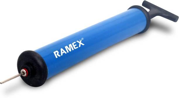 RAMEX Ball Pump Blue Color Ball Pump