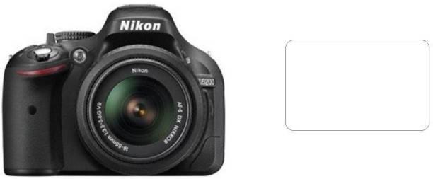 DIGI DECOR Impossible Screen Guard for Nikon D5200 (With AF-S 18-55mm & AF-S 55-200 mm)