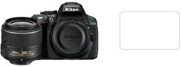 Mudshi Impossible Screen Guard for Nikon D5300 (AF-P DX 18-55mm f/3.5-f/5.6G VR Kit Lens)