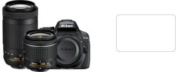 Mudshi Impossible Screen Guard for Nikon D5300 (AF-P DX 18-55mm f/3.5-f/5.6G VR and AF-P DX 70-300mm)