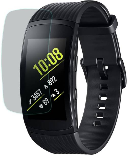 RUMPERS Screen Guard for Samsung Gear Fit2 Smartwatch