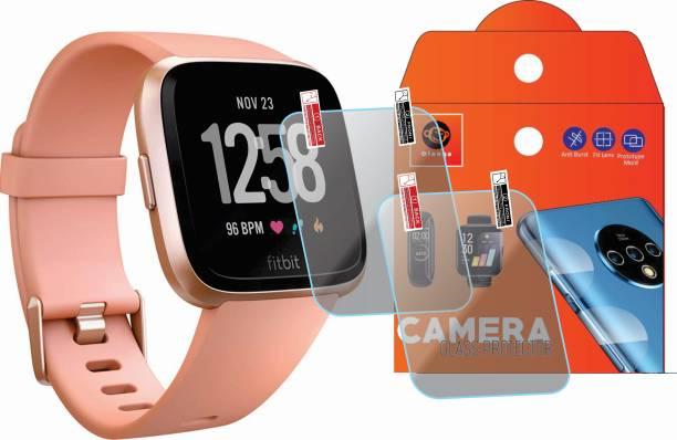 Olonga Screen Guard for Fitbit Versa Smartwatch Screen Guard