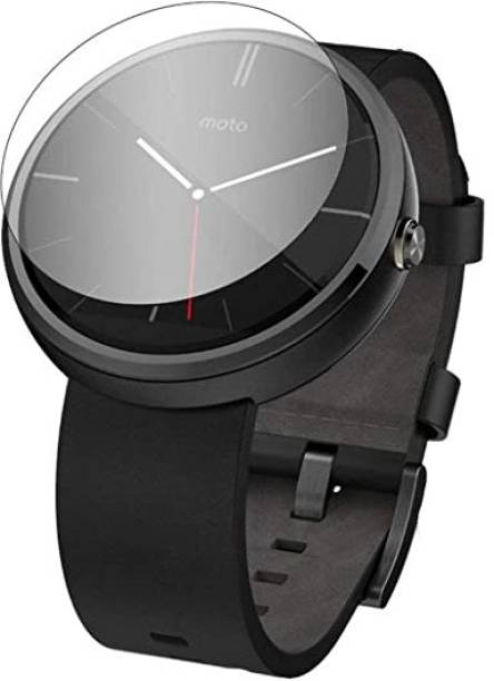 RUMPERS Screen Guard for Motorola Moto 360 Sport Smartwatch