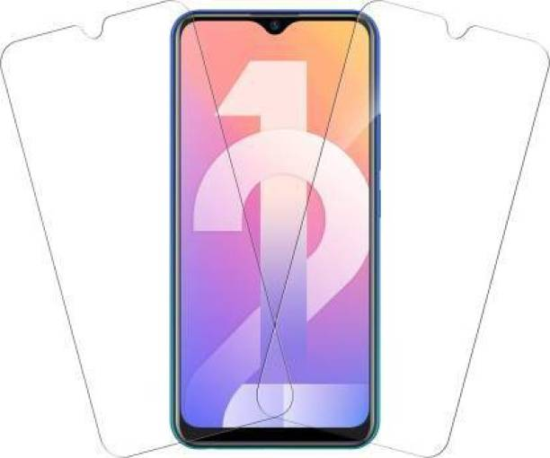 RAWAT Tempered Glass Guard for ITEL VISION 1 TEMPERED GLASS TRANSPARENT