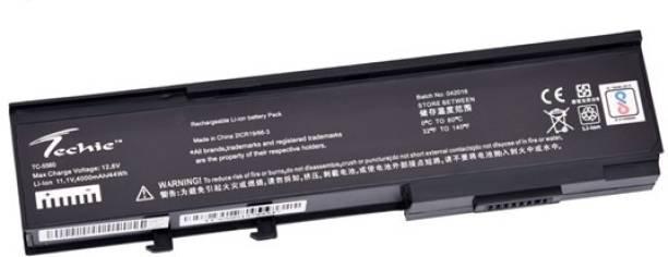 Techie Laptop Battery Compatible for BTP-AQJ1 Acer - 5560(Black Color) 6 Cell Laptop Battery