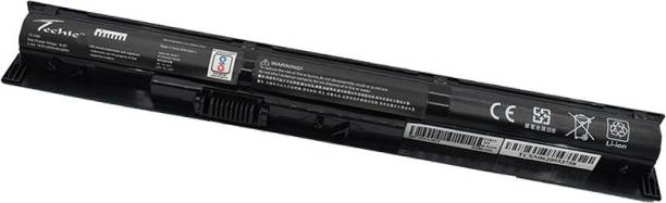 Techie Laptop Battery Compatible for - HP VI04 4 Cell Laptop Battery