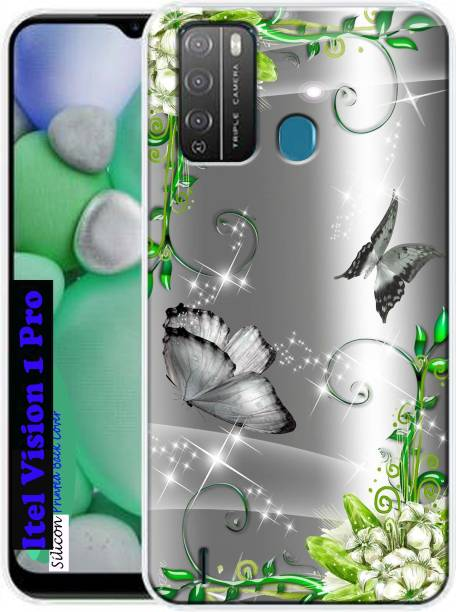 AMStyle Back Cover for Itel Vision 1 Pro, Vision 1 Pro Back Cover