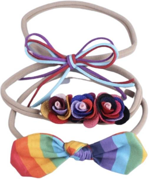 BABYMOON Kids Baby Headbands, Array Flower Baby Kids Hairbands Kids Baby Hair Hair Clip