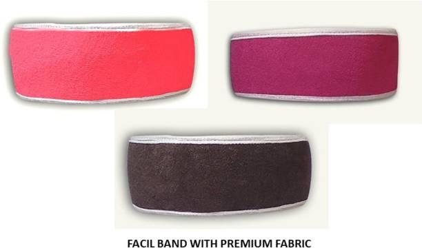 Wildplay facial hair band1 Makeup Headband