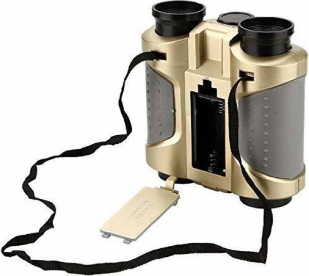 IMSZZ TRADING Night Scope Toy Binocular with Pop-Up Light Binoculars