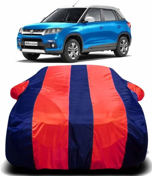 LEOPRODUCTS Car Cover For Maruti Suzuki Vitara Brezza (With Mirror Pockets)