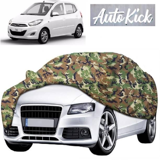 AutoKick Car Cover For Hyundai i10 (With Mirror Pockets)