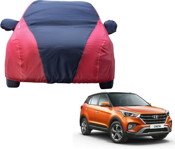 Fit Fly Car Cover For Hyundai Creta (With Mirror Pockets)