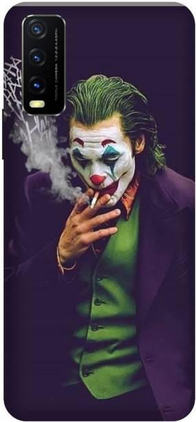 SAVETREE Back Cover for Vivo Y20i, V2027, Joker, Batman, Back cover